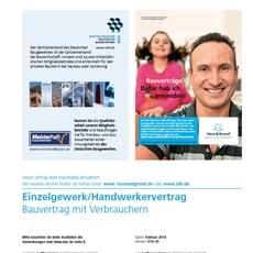 Kostenloser Bonus-Artikel: Handwerkervertrag