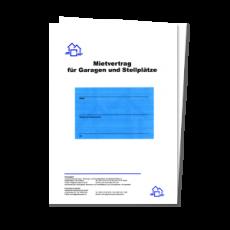 Mietvertrag Stellplatz und Garagen