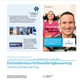 Kostenloser Bonus-Artikel: Bauvertrag Einfamilienhaus/Schlüsselfertigbau